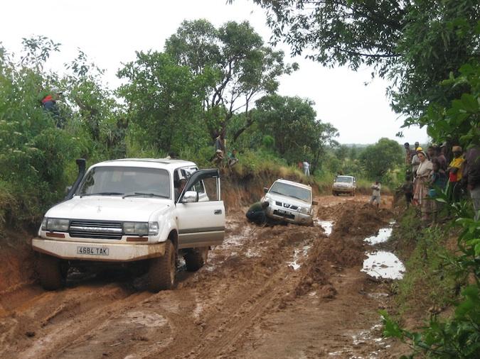 Mission RHUM-RUM à Madagascar