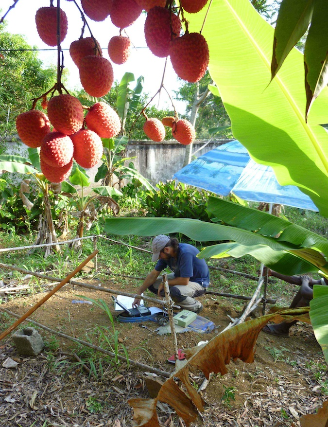 Récit d'une mission sismologique à Madagascar